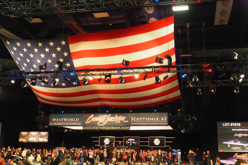 Barrett- Jackson Car Auction