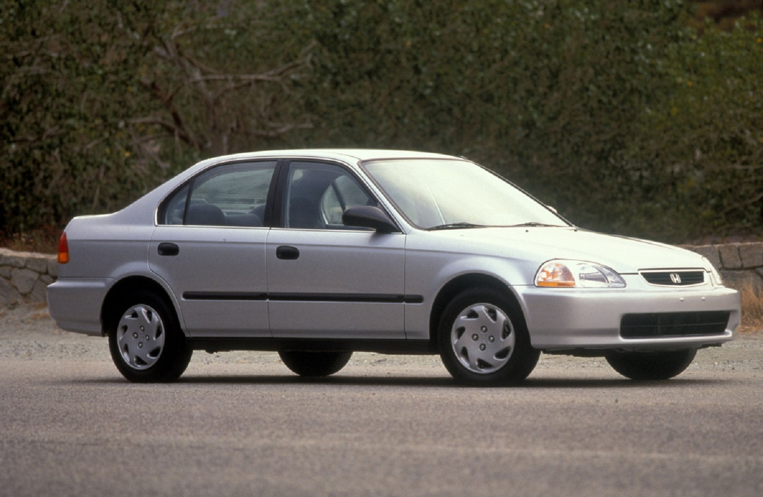 2000 Honda Civic most stolen cars
