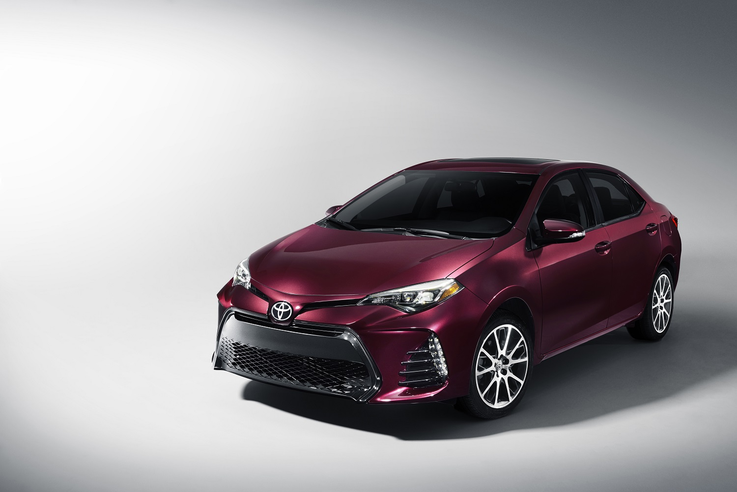 2018 Toyota Corolla most stolen car