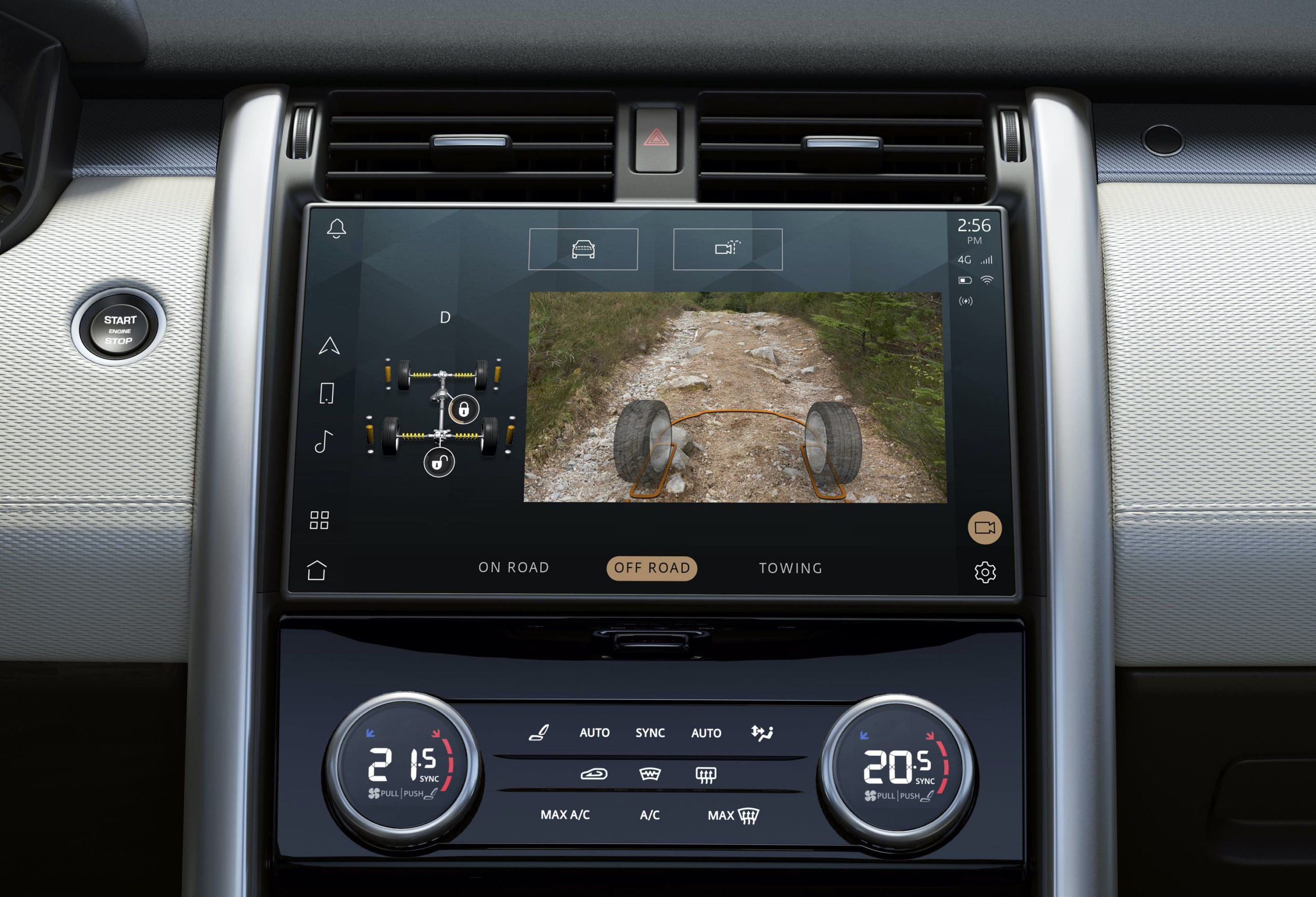 Land Rover ClearSight Ground View