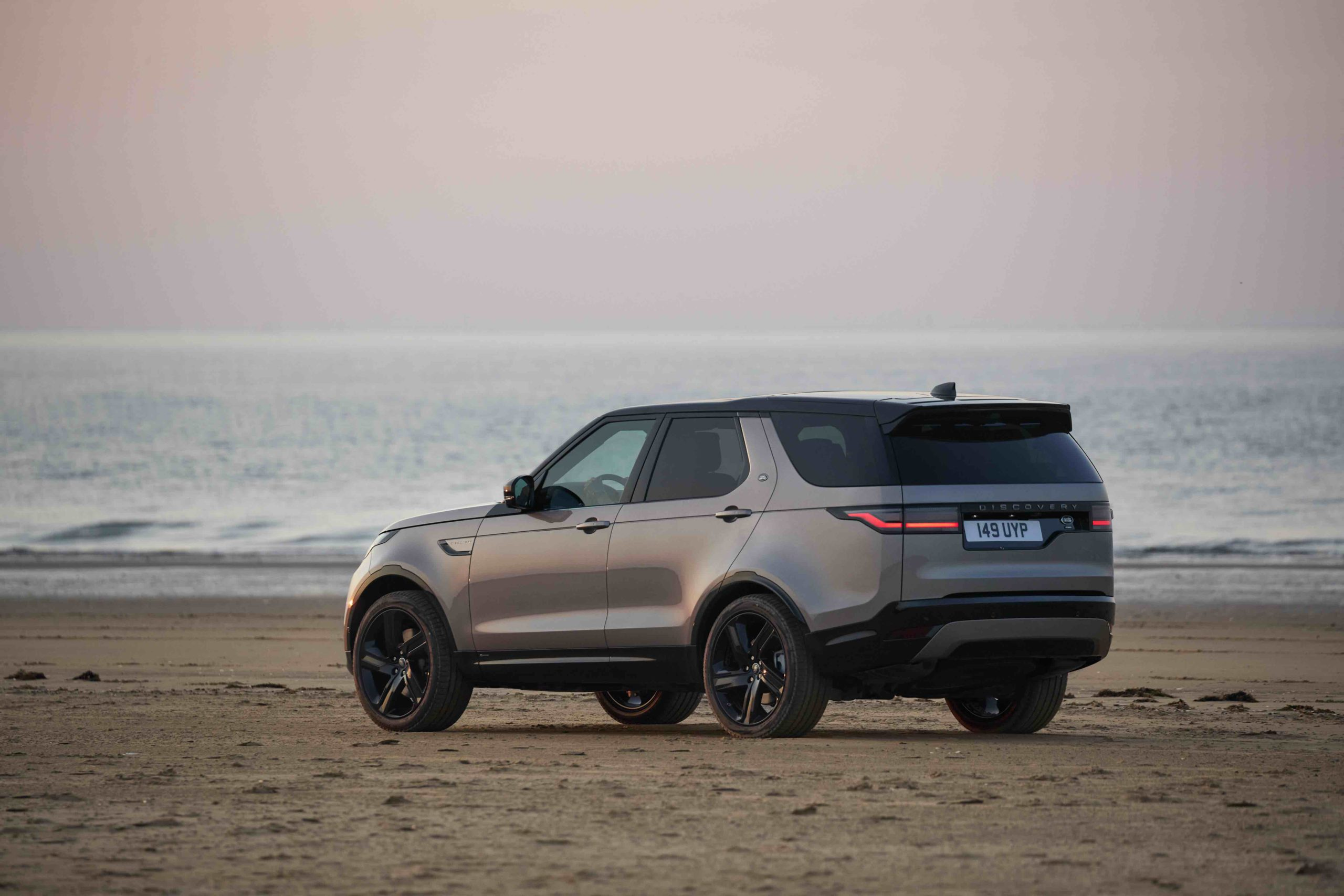 2021 Land Rover Discovery R Dynamic