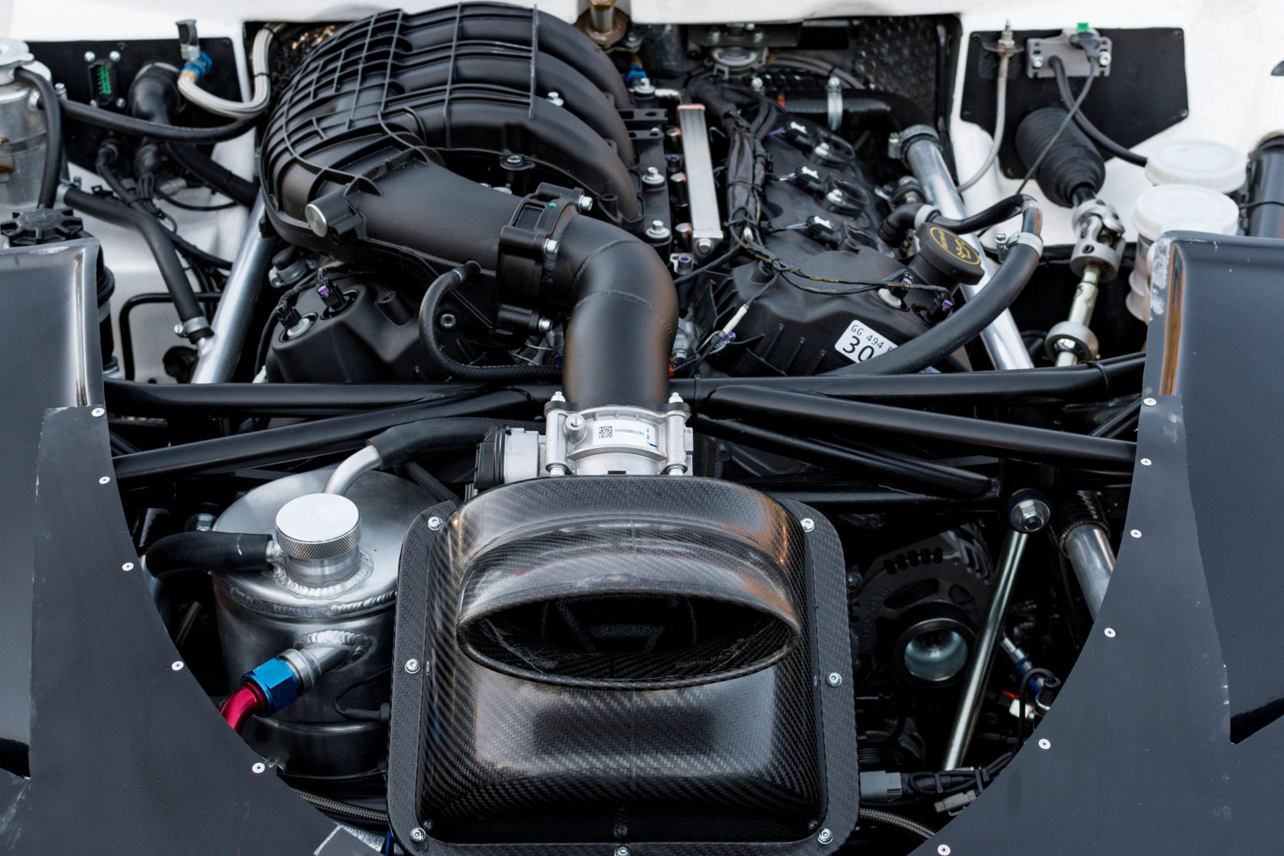 ginetta g55 ford engine