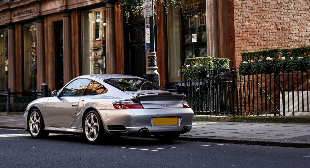 Porsche 996 Turbo Coolant Pipe Repair
