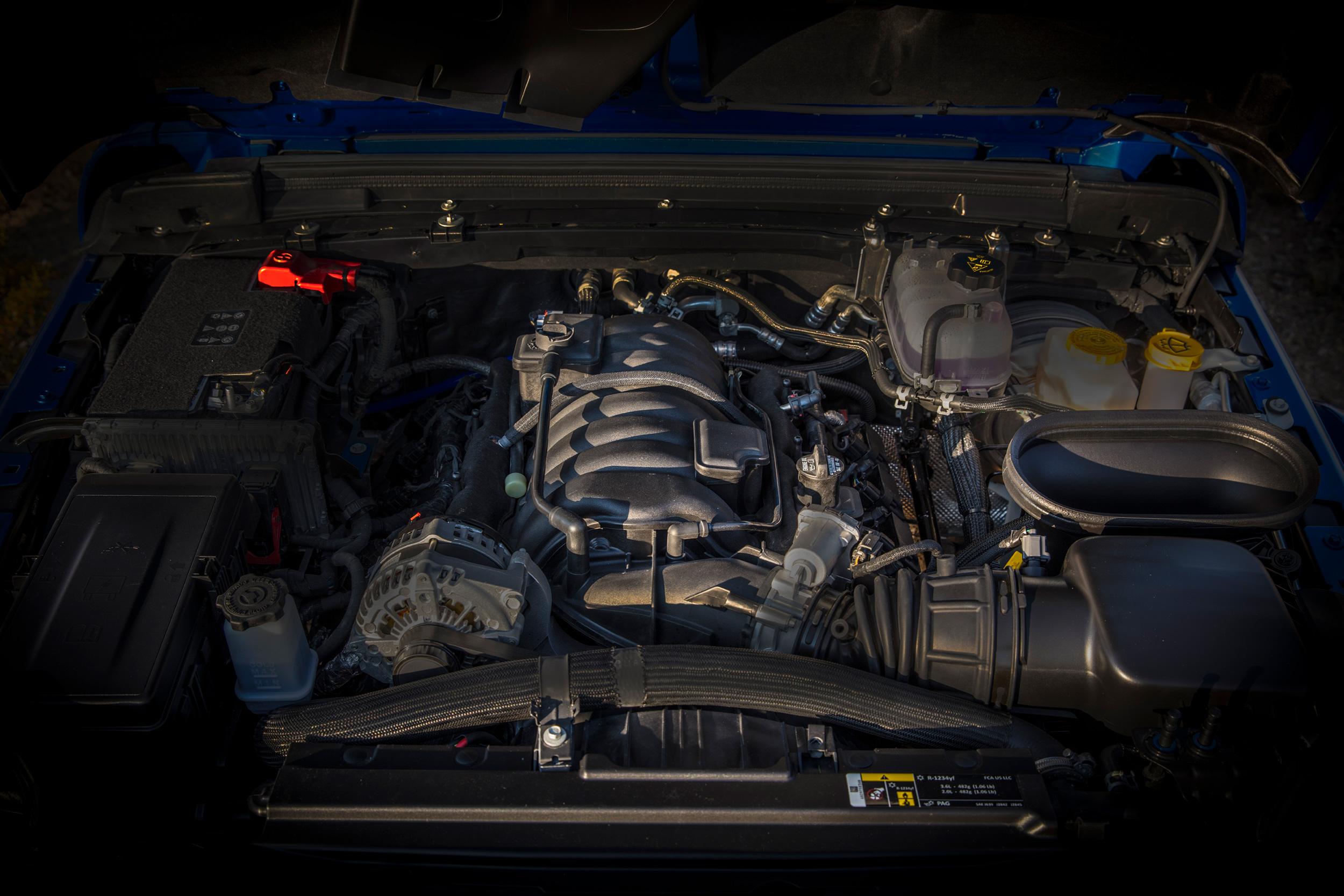 6.4L V8 Jeep Wrangler