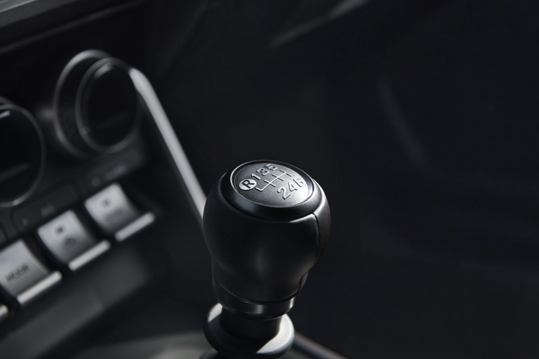 2022 Subaru BRZ 6-speed manual