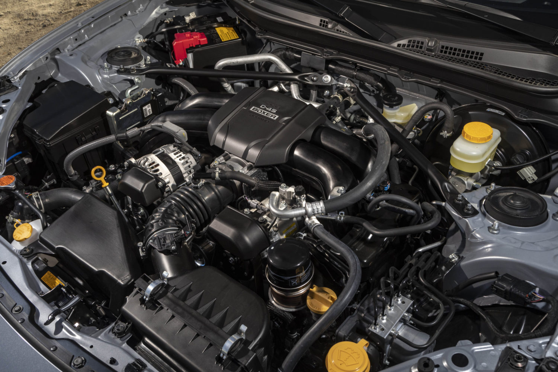 2022 Subaru BRZ engine
