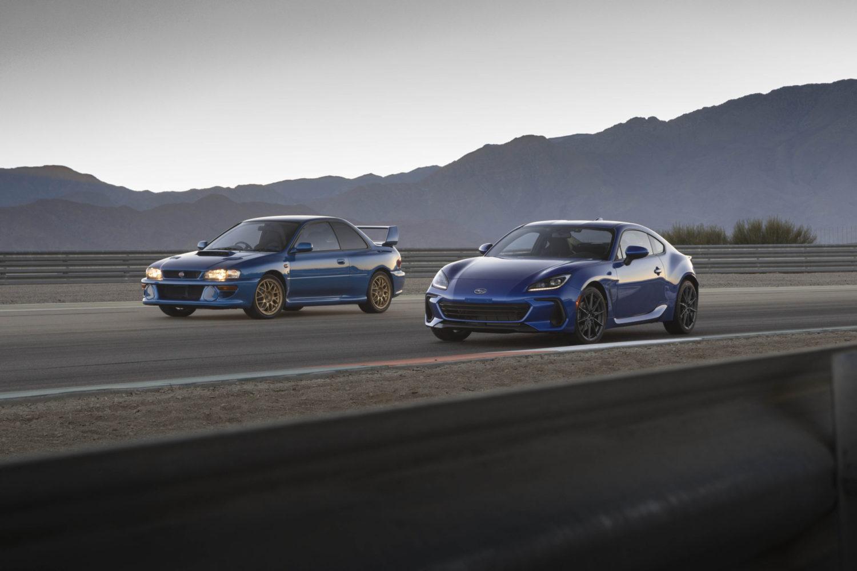Japanese cars - 2022 Subaru BRZ