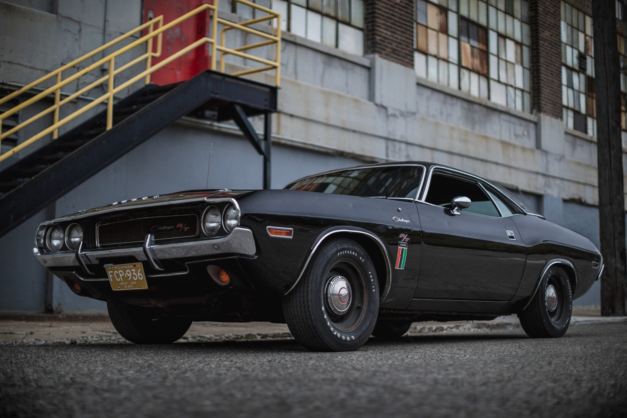 1970 Quall's Challenger