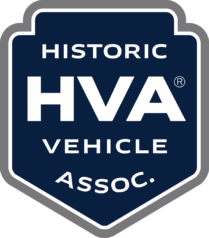 Logo for Historic Vehicle Association