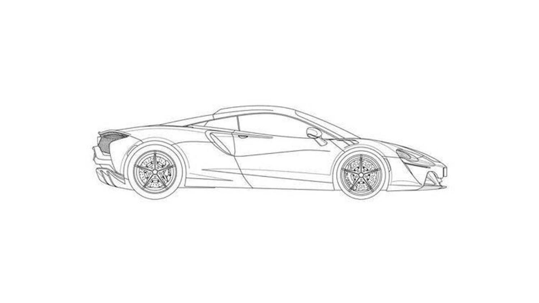 2022 McLaren Artura (WIPO) image