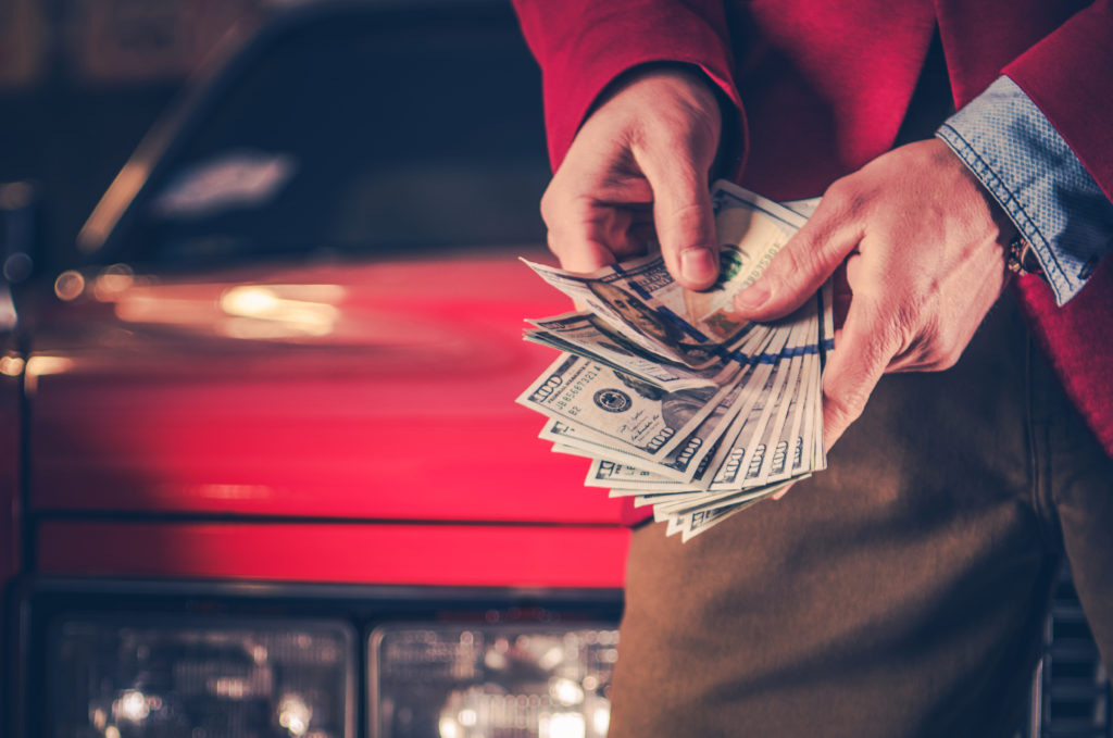 how to sell your car safely