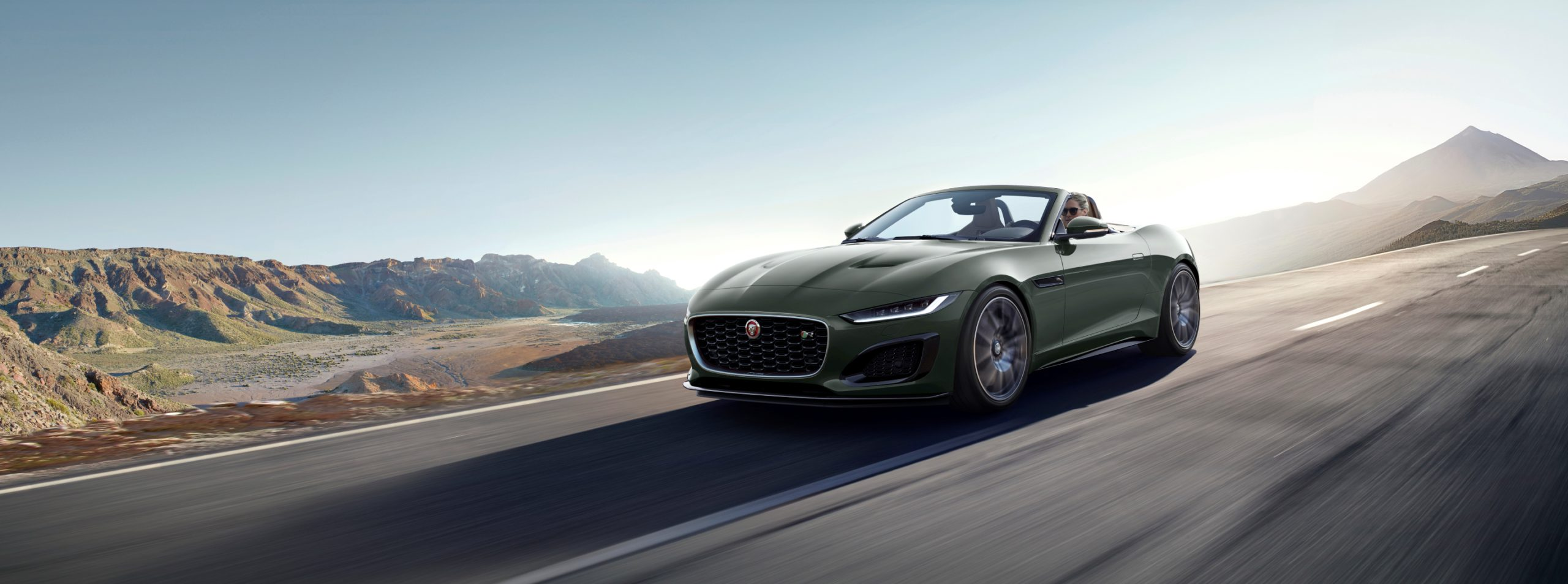 2021 Jaguar F-Type Heritage 60 Edition