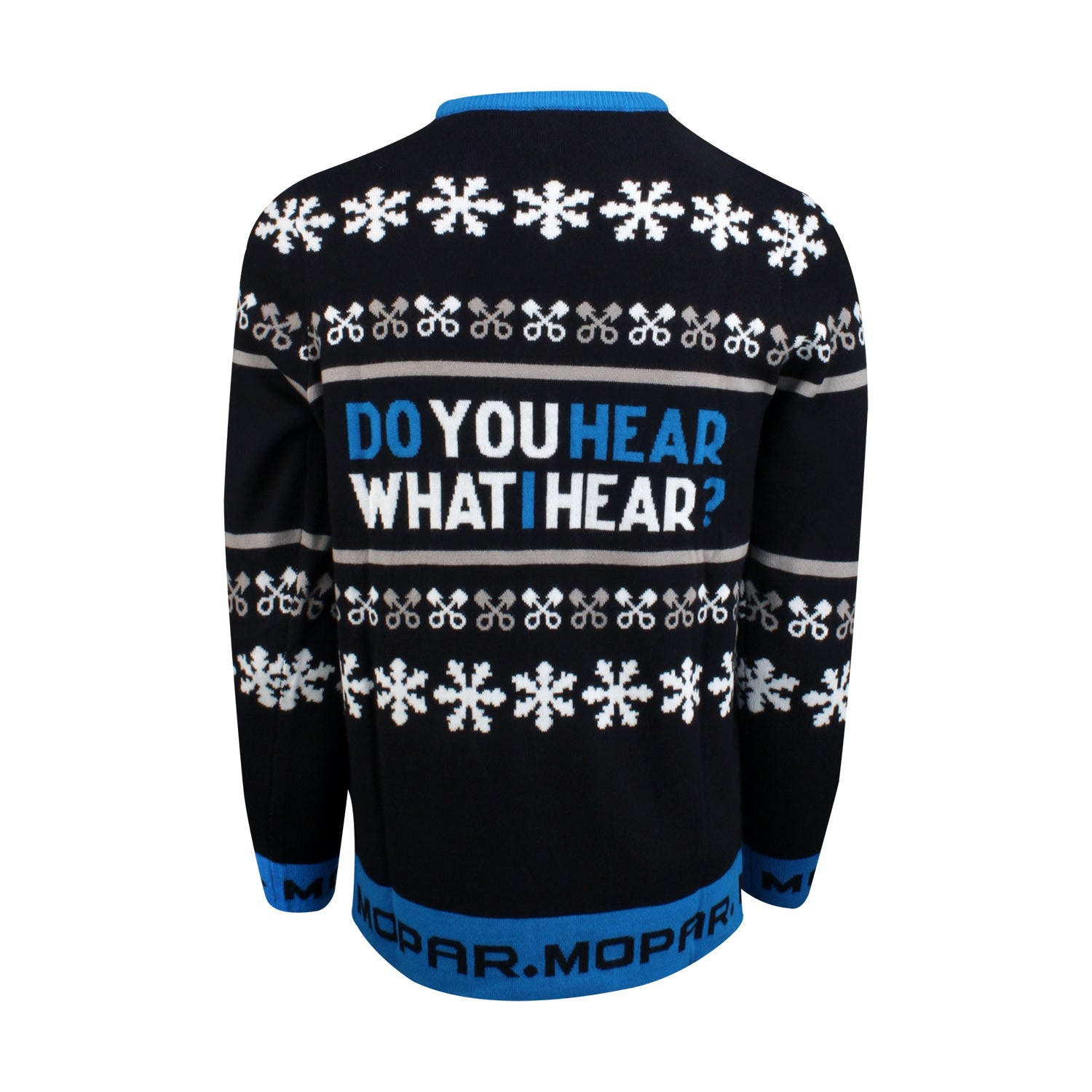 2020 Mopar Ugly Holiday Sweater