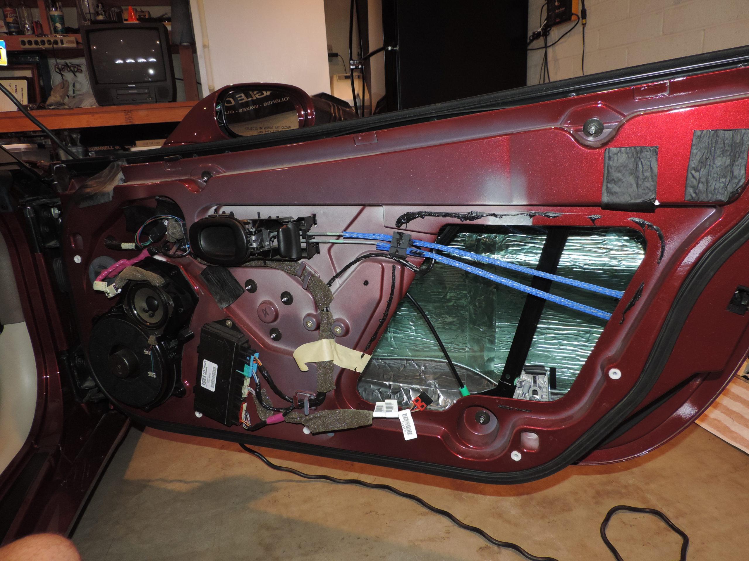 replace window motor