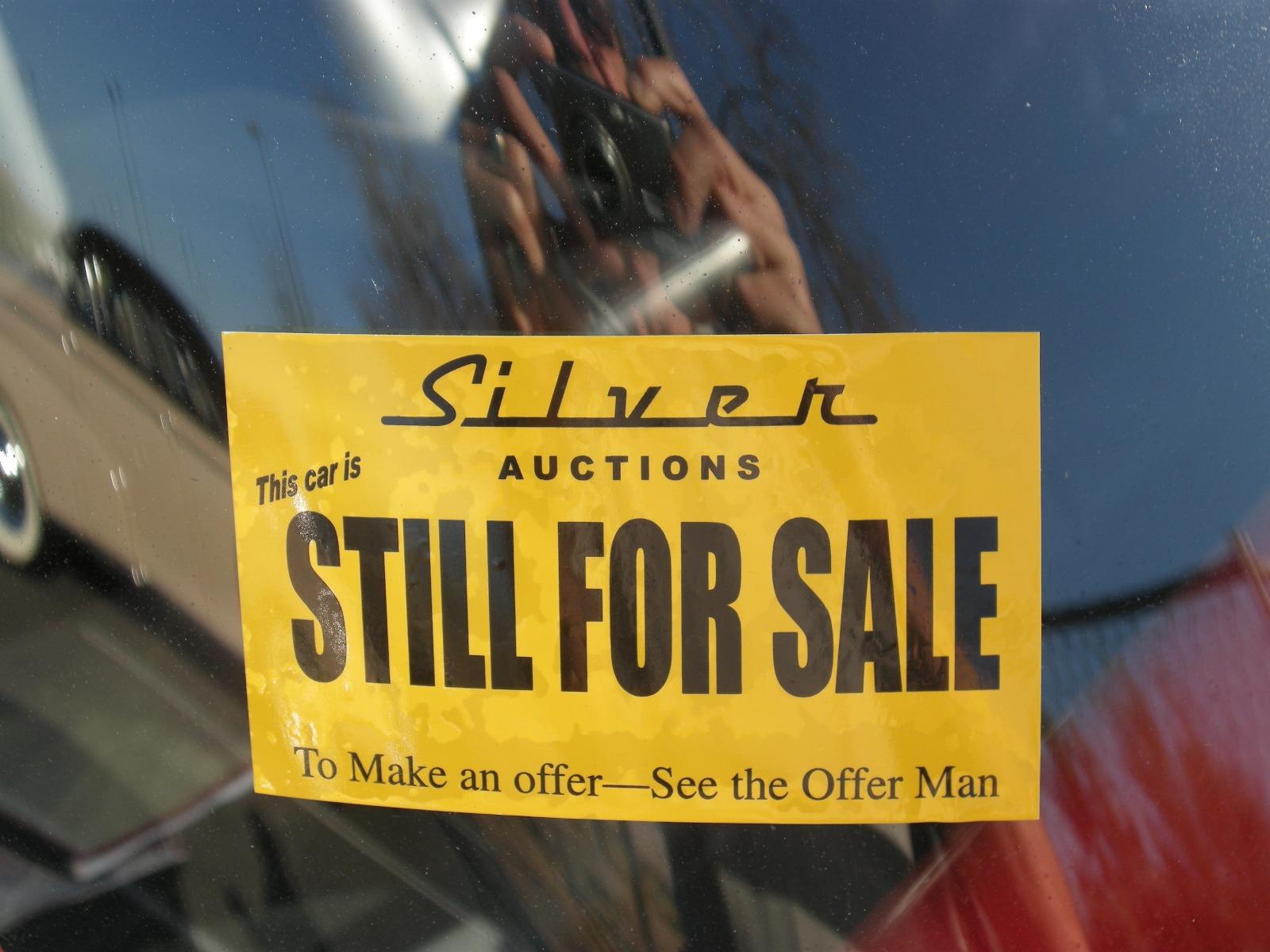 Arizona Auction Sign