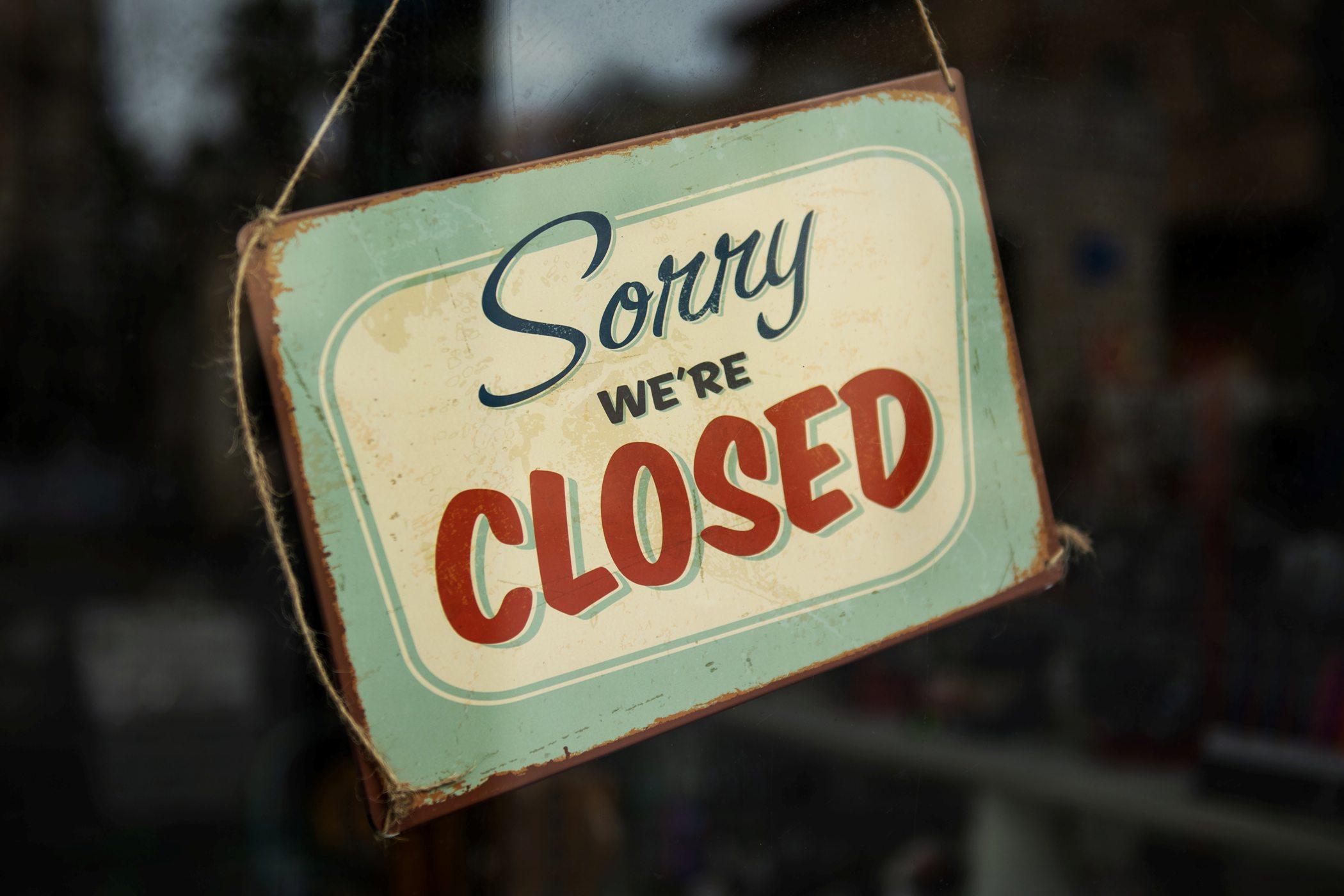 Closed for Arizona Auction