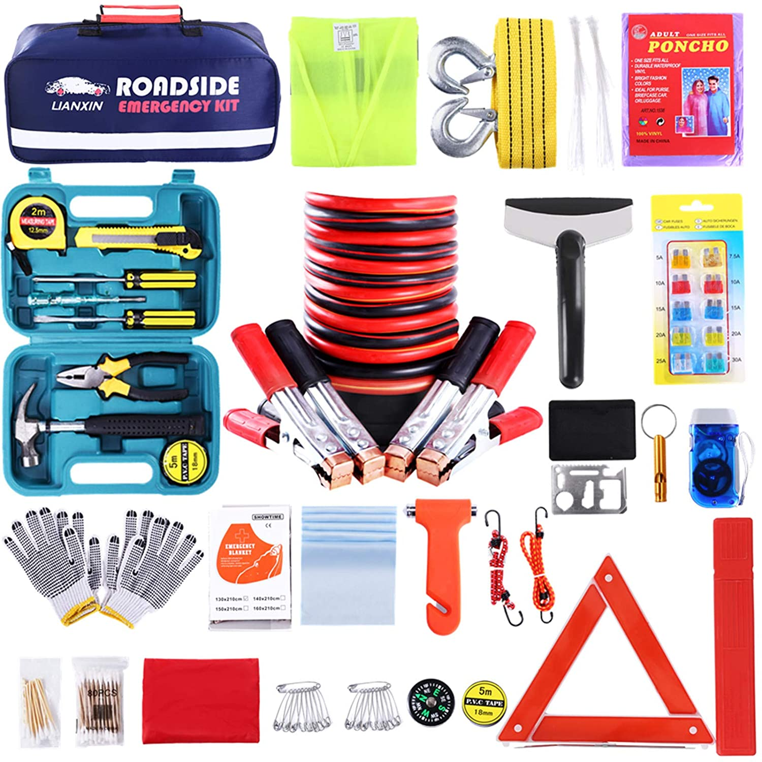 best car emergency kits