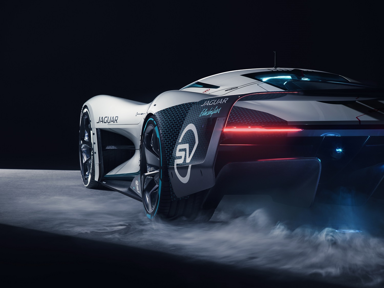 Jaguar Vision Grant Turismo SV