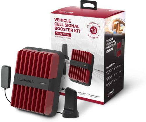 cell phone boosters for cars