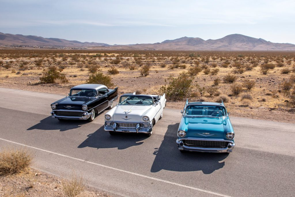 3 El Morocco Chevys