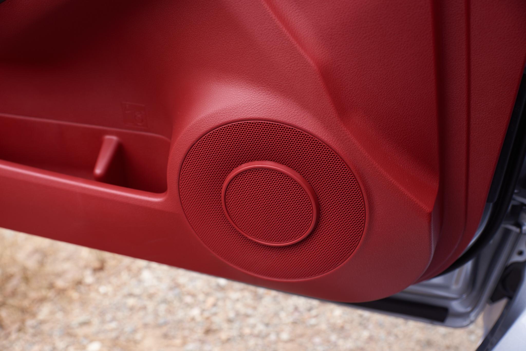 2021 Lexus IS 350 F Sport door speaker Mark Levinson Sound