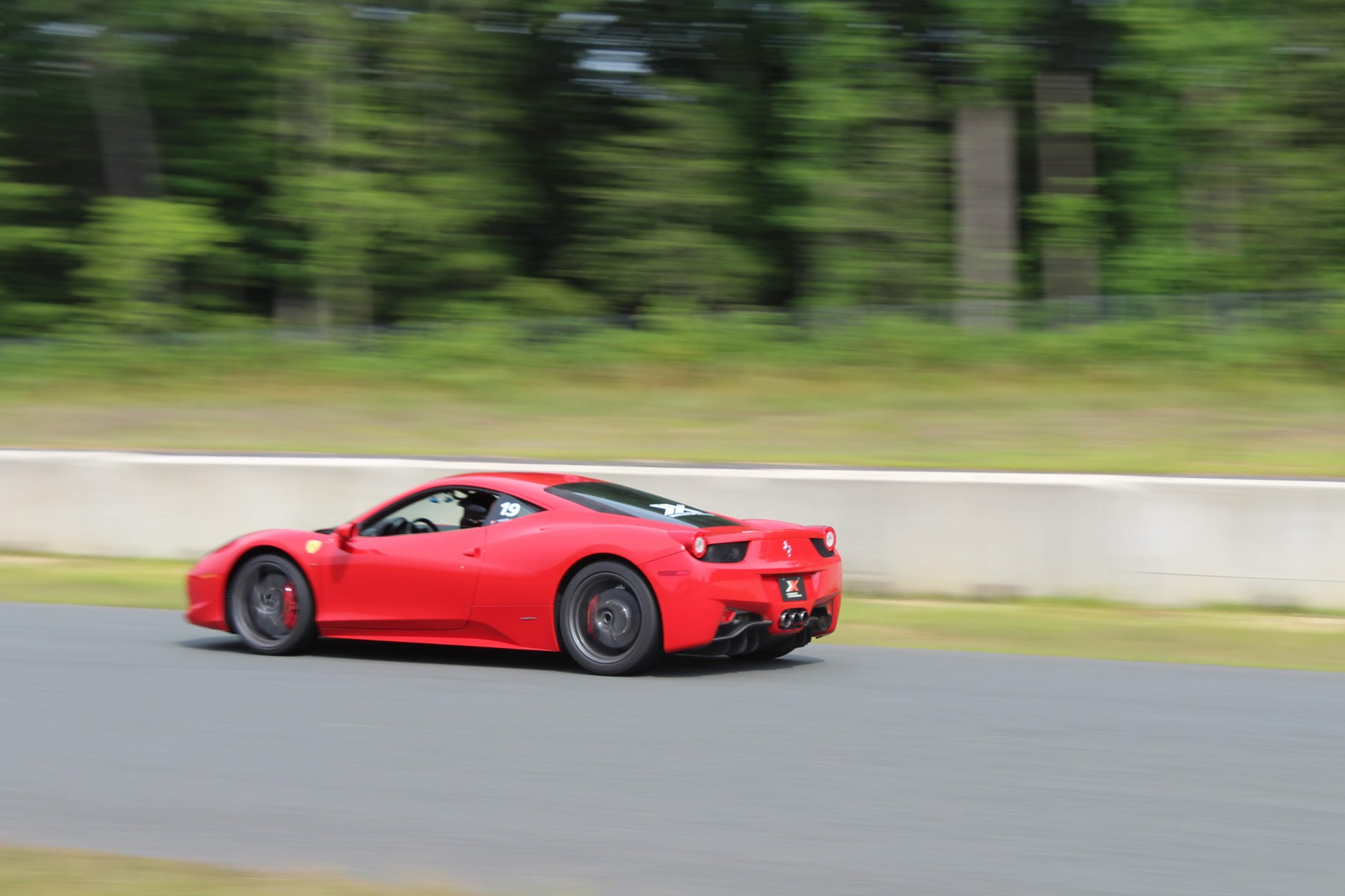 Cheap ways to drive on a race track