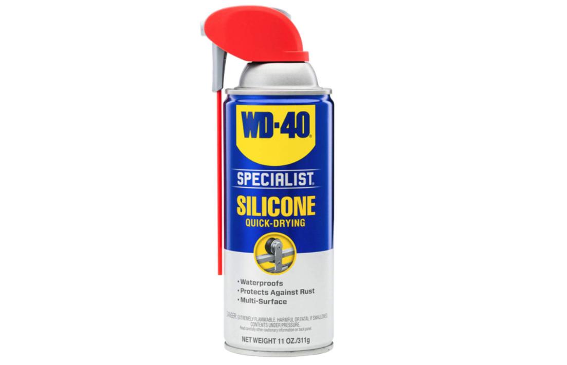 WD-40 Silicone Spray