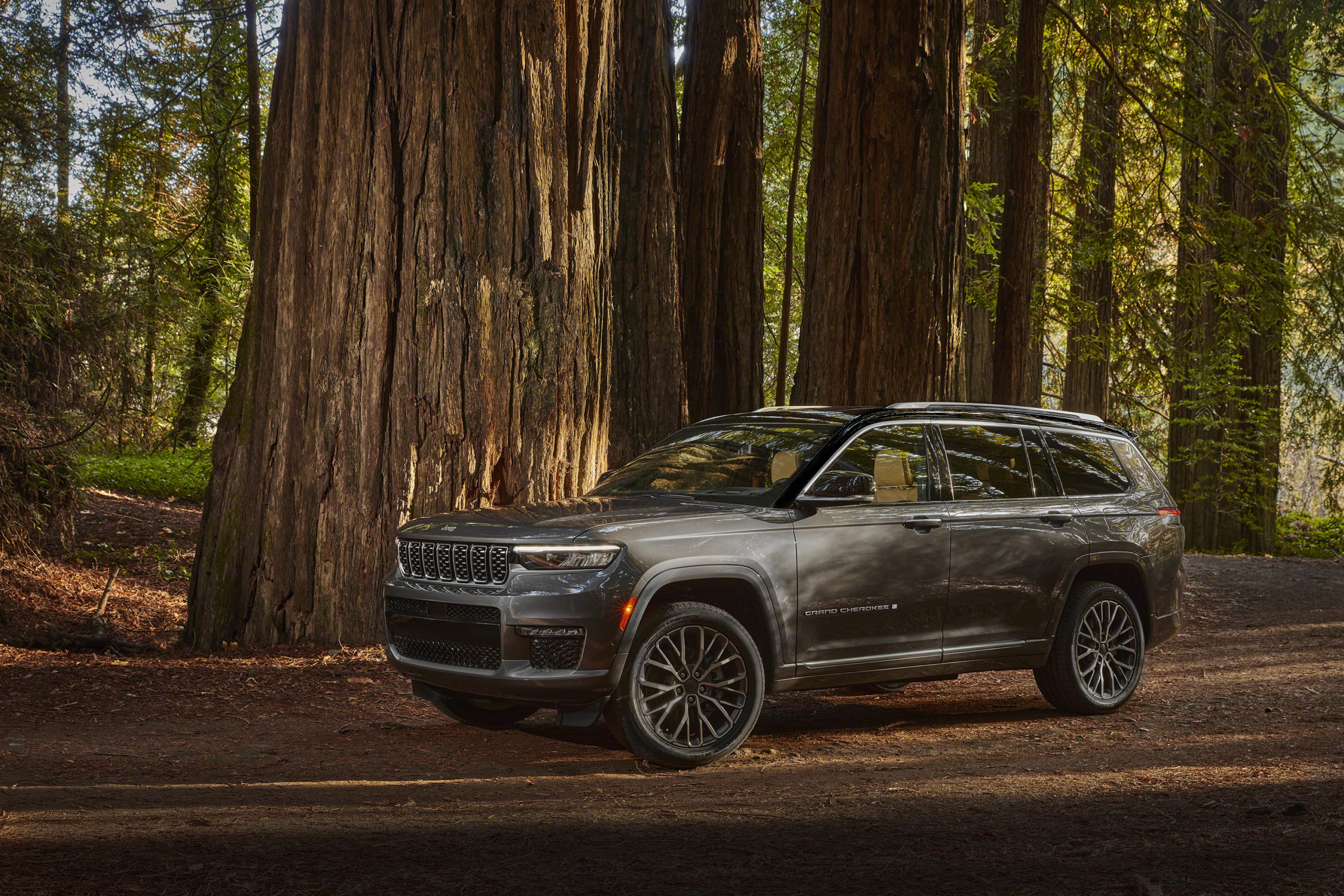 2021 Jeep Grand Cherokee L Summit Reserve