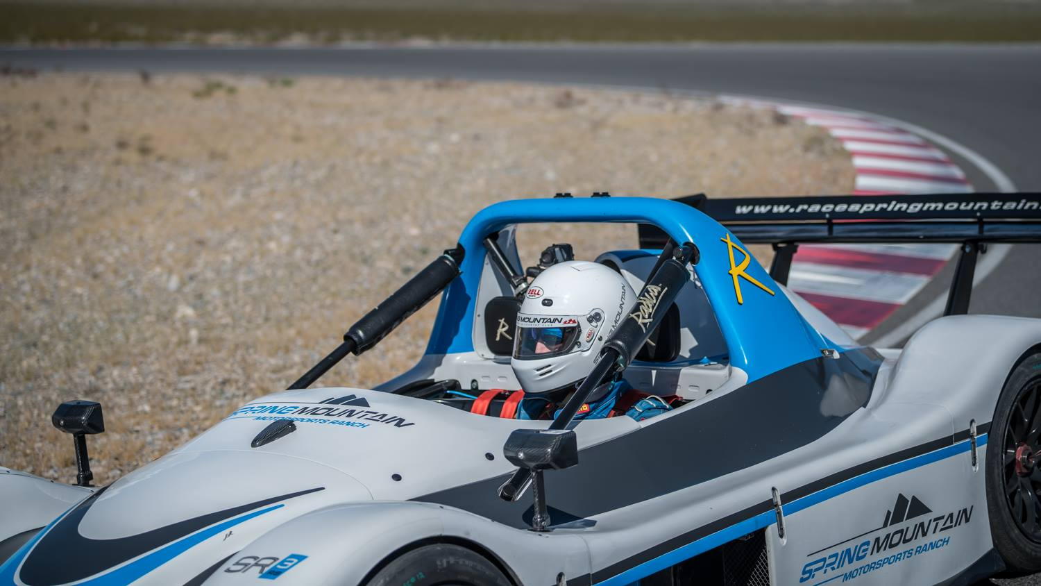About AutoWise Radical SR3 driving