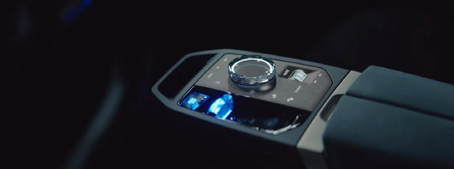 next gen BMW iDrive controller