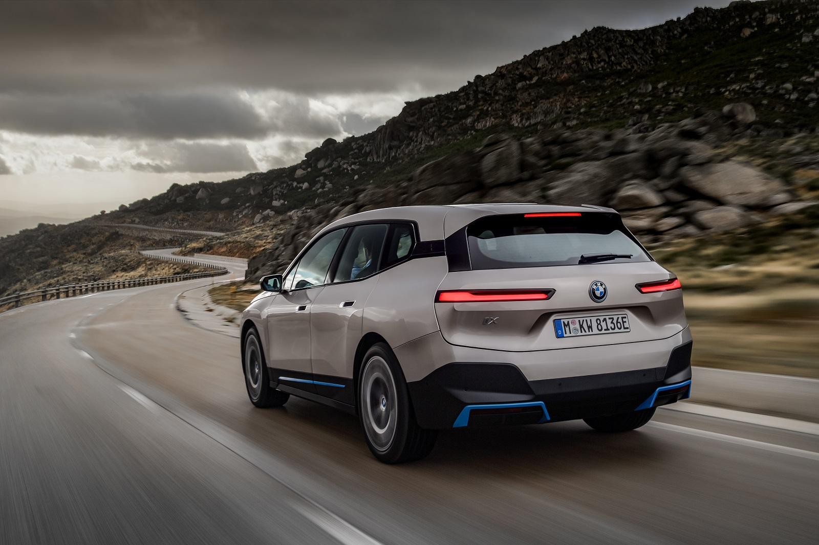 BMW iX concept