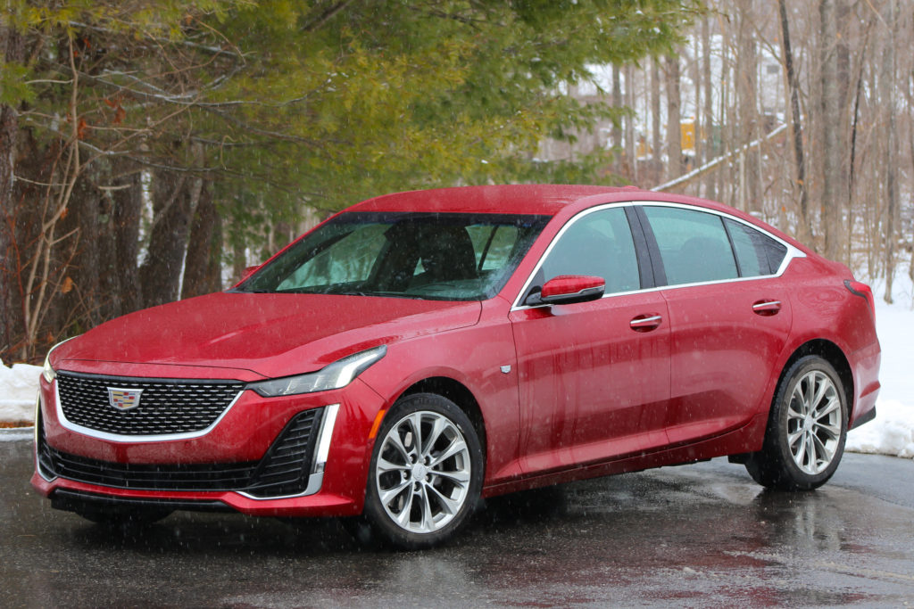 2021 Cadillac CT5 Premium Luxury AWD review