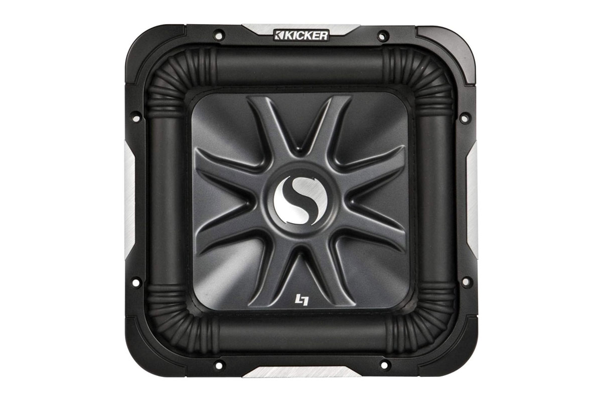 kicker s15l7 4 ohm subwoofer
