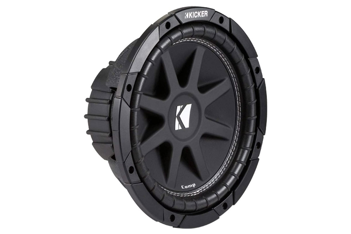 "kicker comp 15"" 500w car subwoofer"
