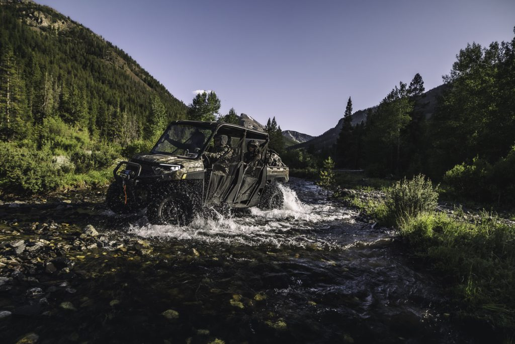 2021 Polaris RANGER XP 1000 hunting special editions