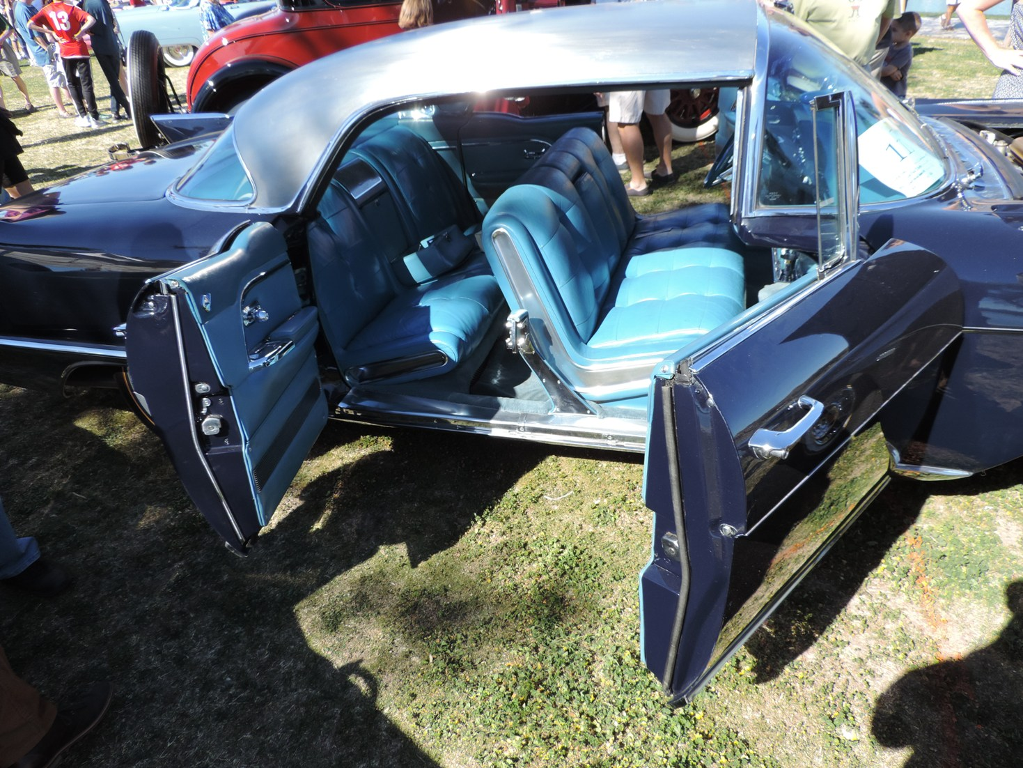 1957 Cadillac Eldorado Brougham suicide doors