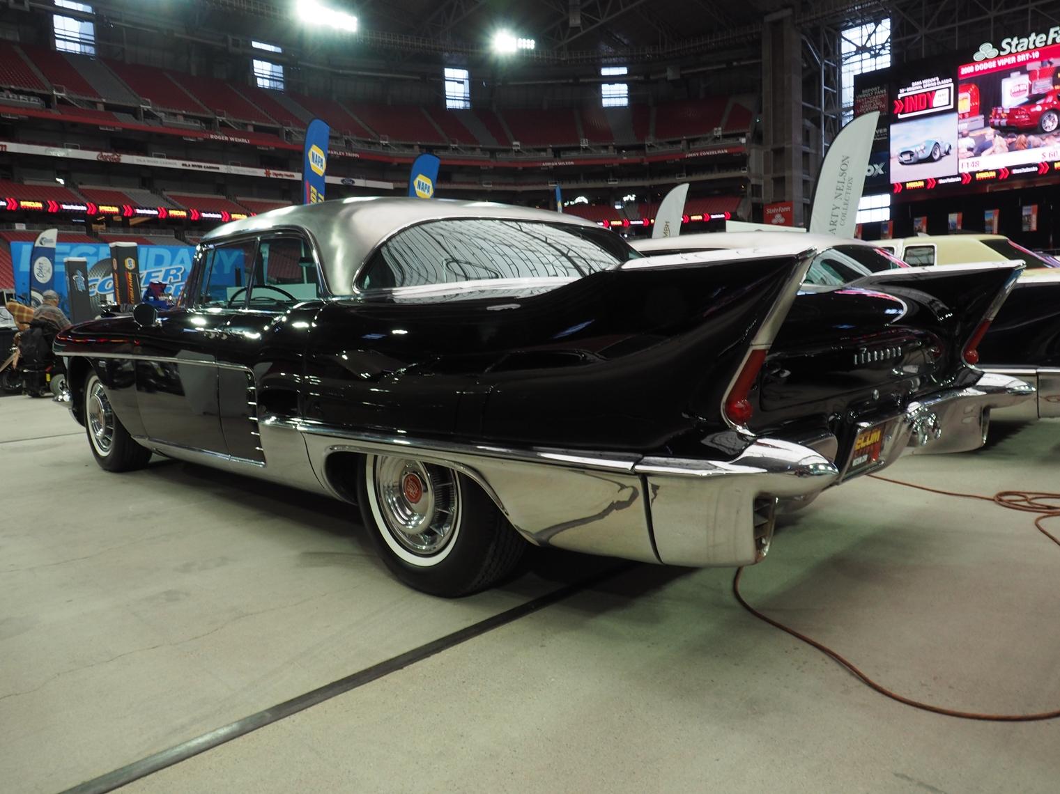 1957 Cadillac Eldorado Brougham Air wings