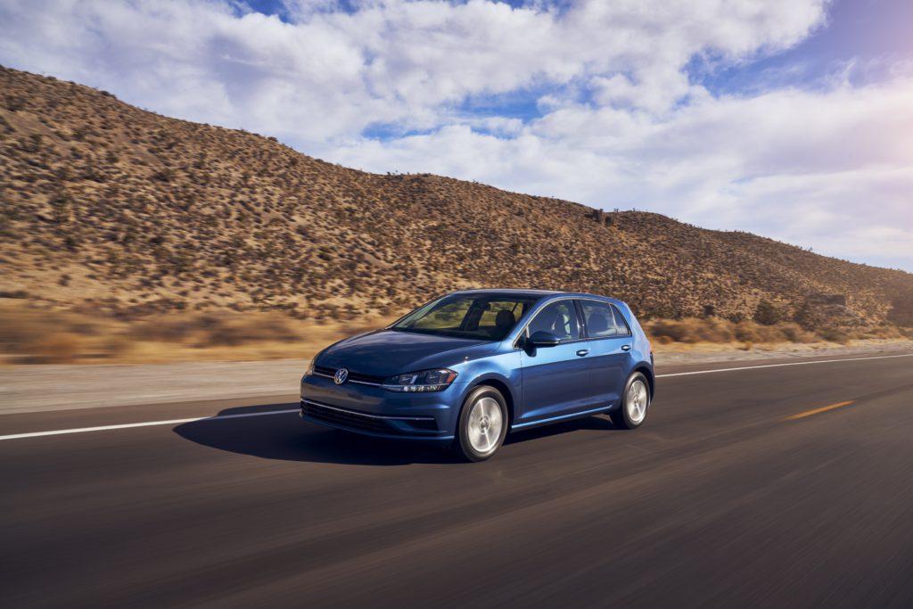 2021 Volkswagen Golf is discontinued