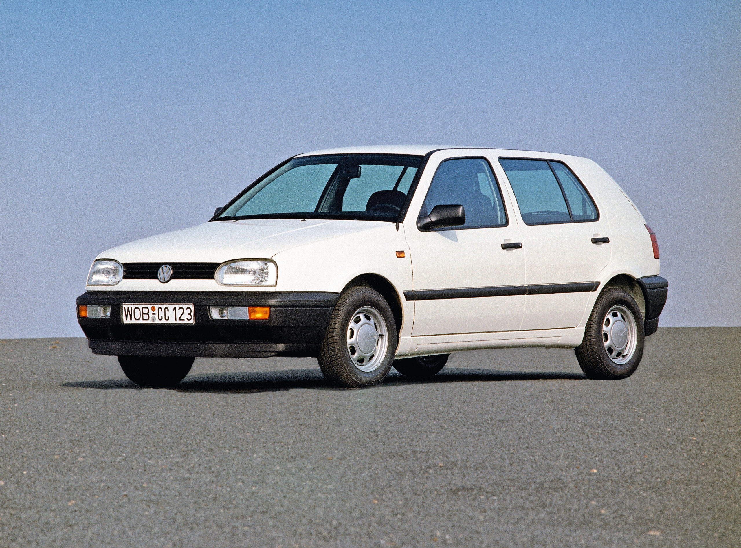 Volkswagen Golf Mk 3