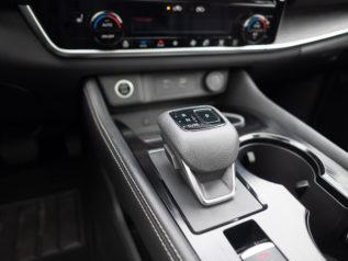 electronic gear shifter | 2021 Nissan Rogue