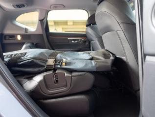 folded rear seat 2021 honda cr-v