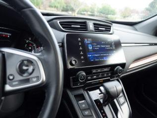 7-inch capacitive touchscreen | 2021 honda cr-v