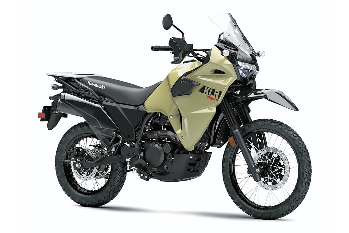 2022 KLR 650 ABS
