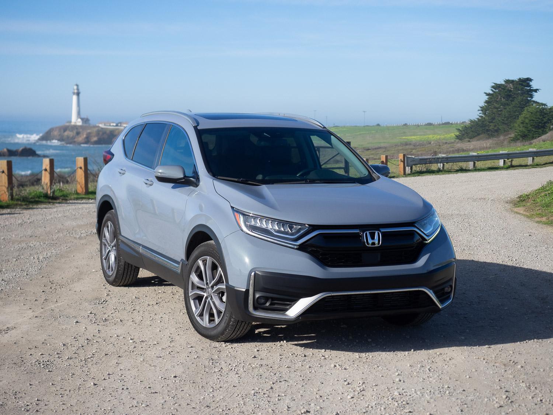 2021 Honda CR-V AWD Touring review