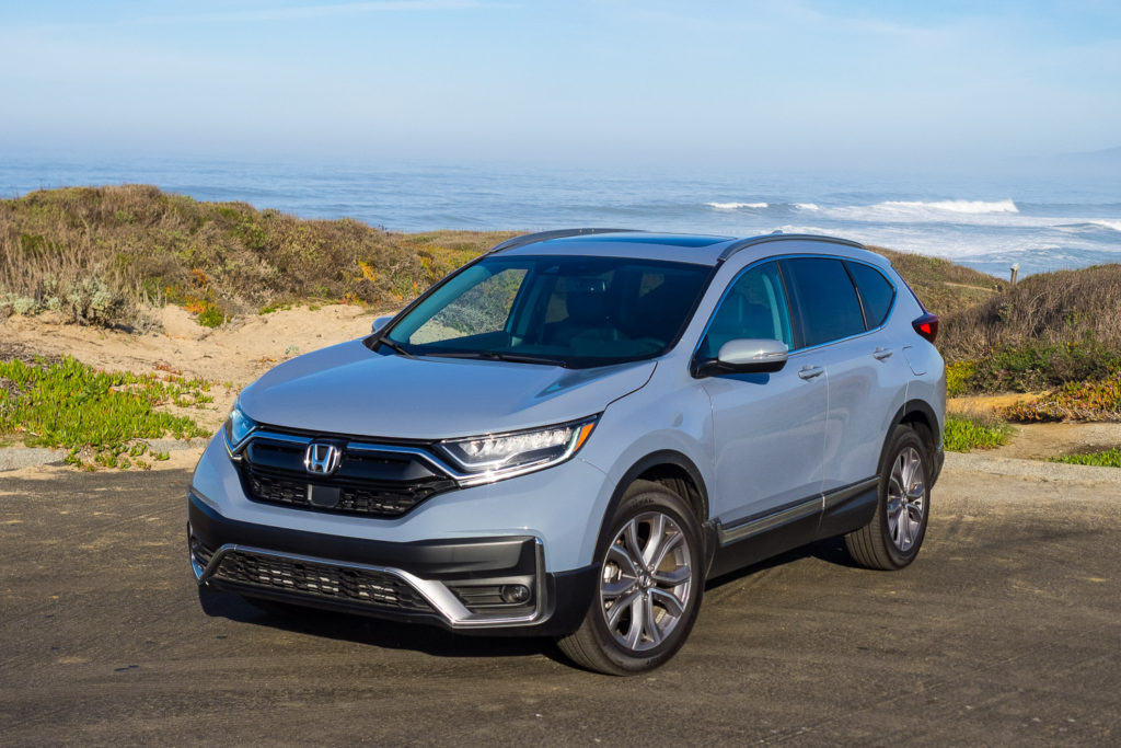 2021 Honda CR-V AWD Touring Review