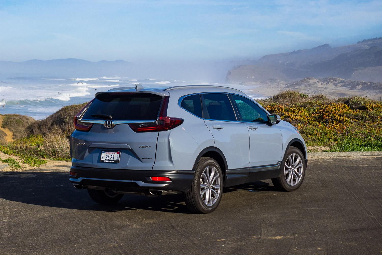 2021 Honda CR-V AWD Touring