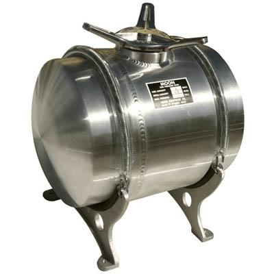 Moon fuel tank