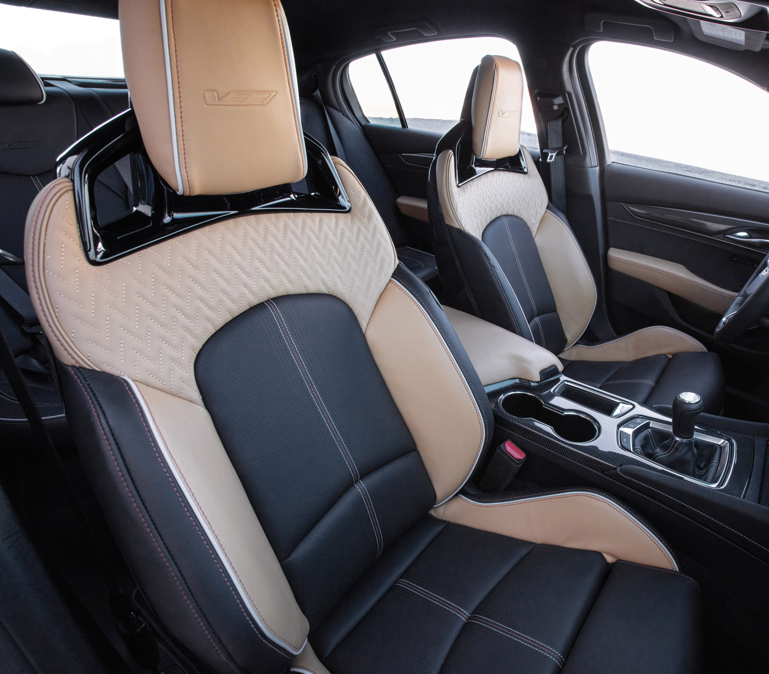 Cadillac CT5-V Blackwing interior