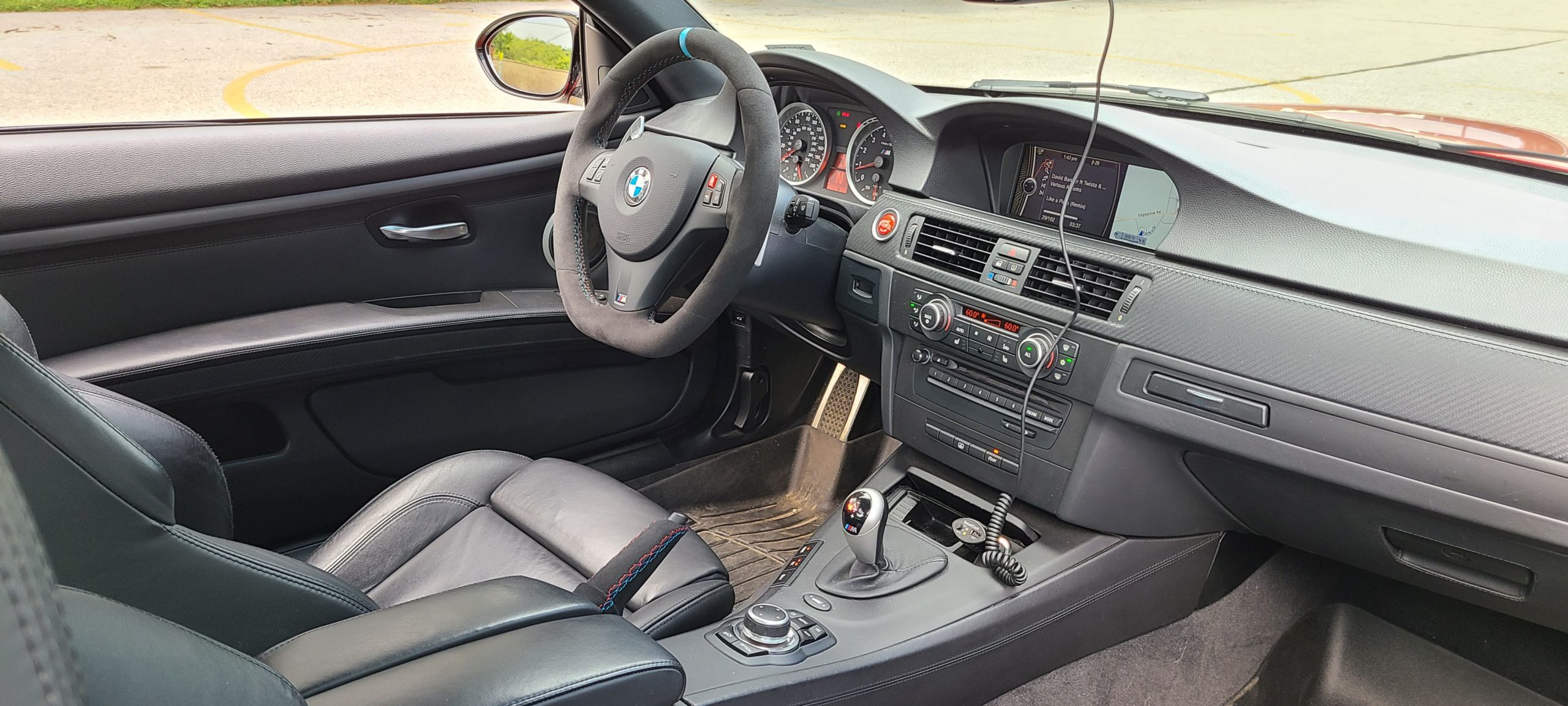 m3 interior daily driver