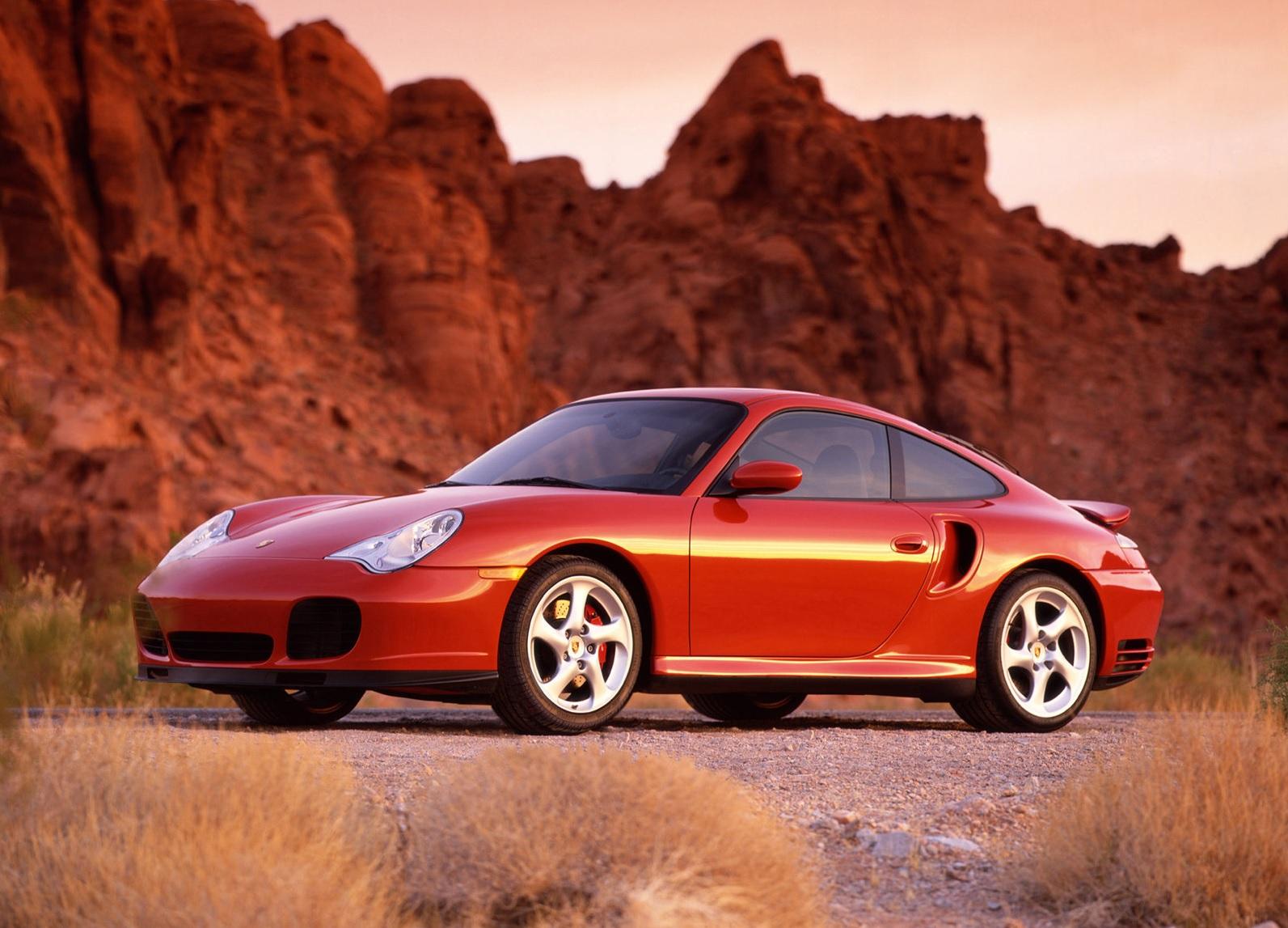2003 Porsche 911 996 Turbo